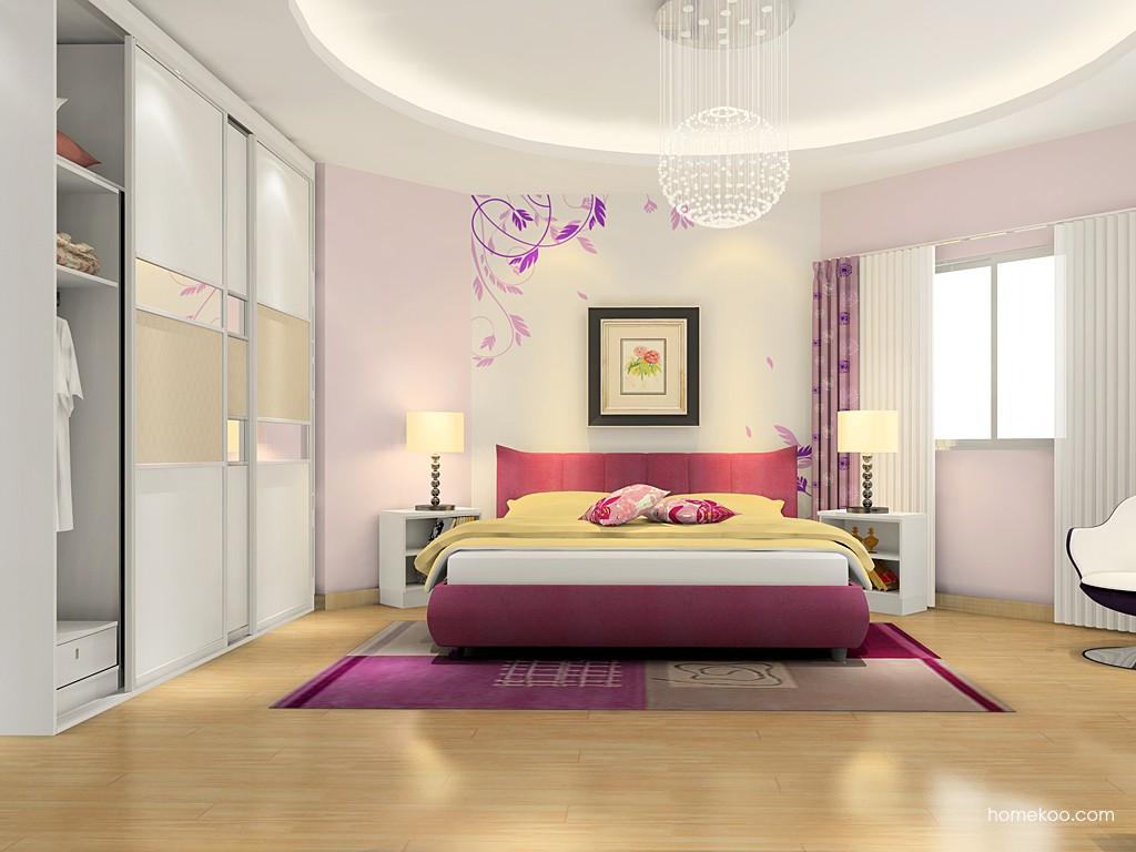 浪漫主义卧房家具A16137
