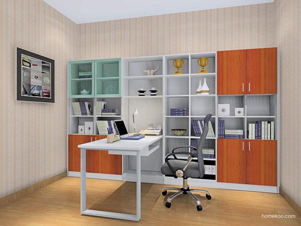 新实用主义书房家具C15525