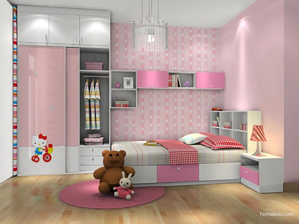 女孩的梦青少年房B16112