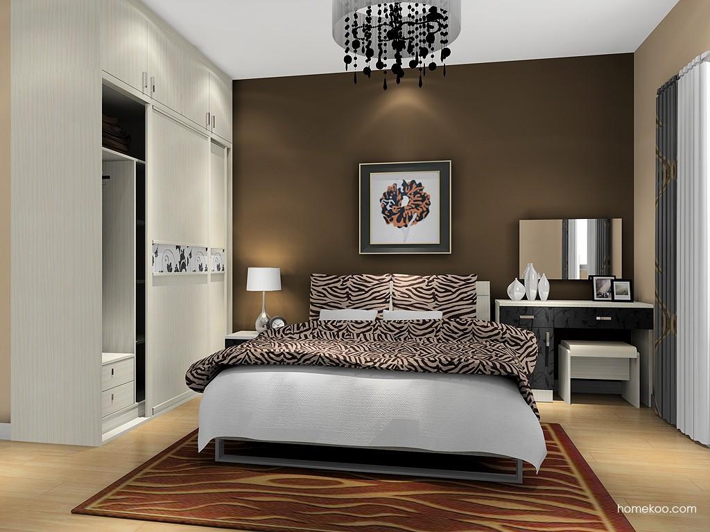 米兰剪影卧房家具A16145