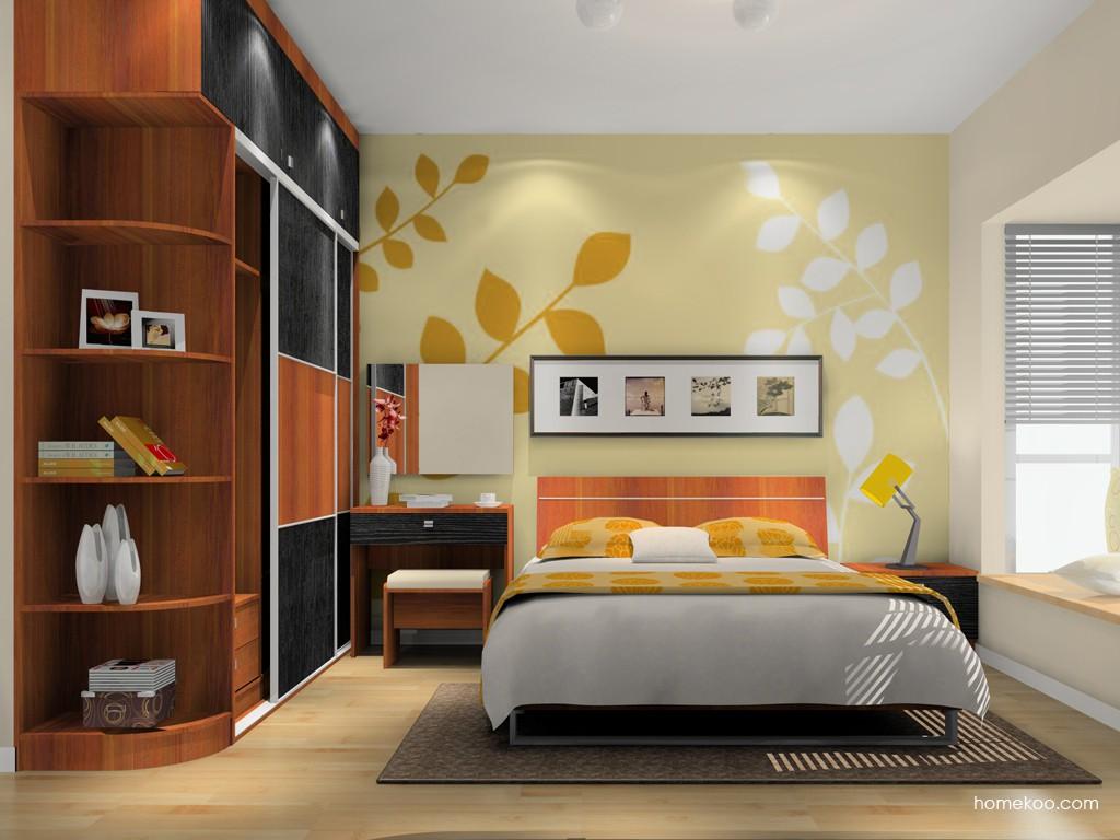 德国森林卧房家具A16146