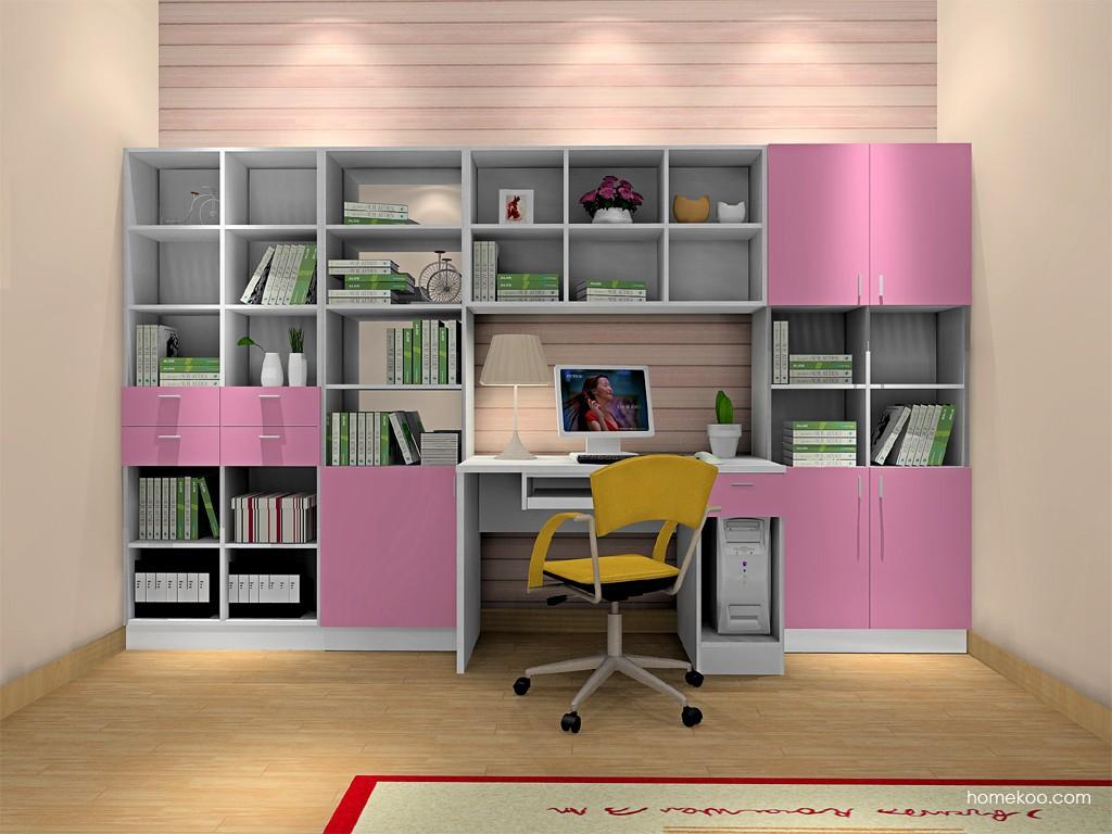 浪漫主义书房家具C15529