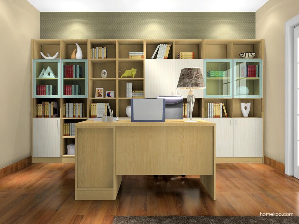 新实用主义书房家具C15522