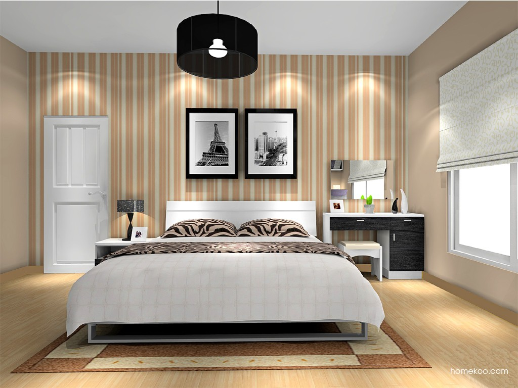 简约主义卧房家具A16176