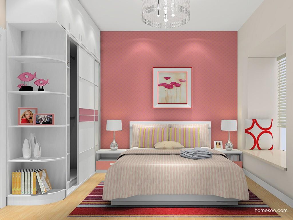 浪漫主义卧房家具A16185