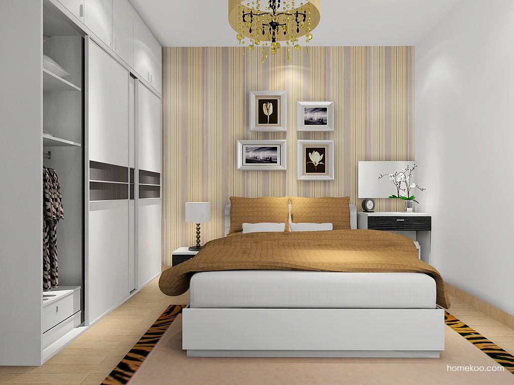 简约主义卧房家具A16186