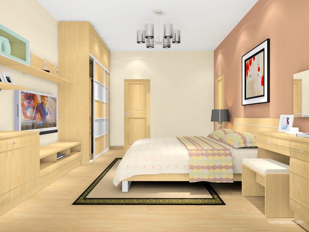 北美枫情家具A16202