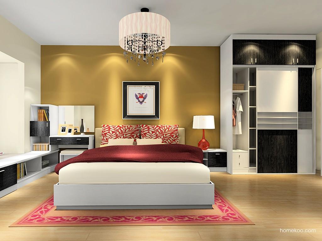 简约主义卧房家具A16205