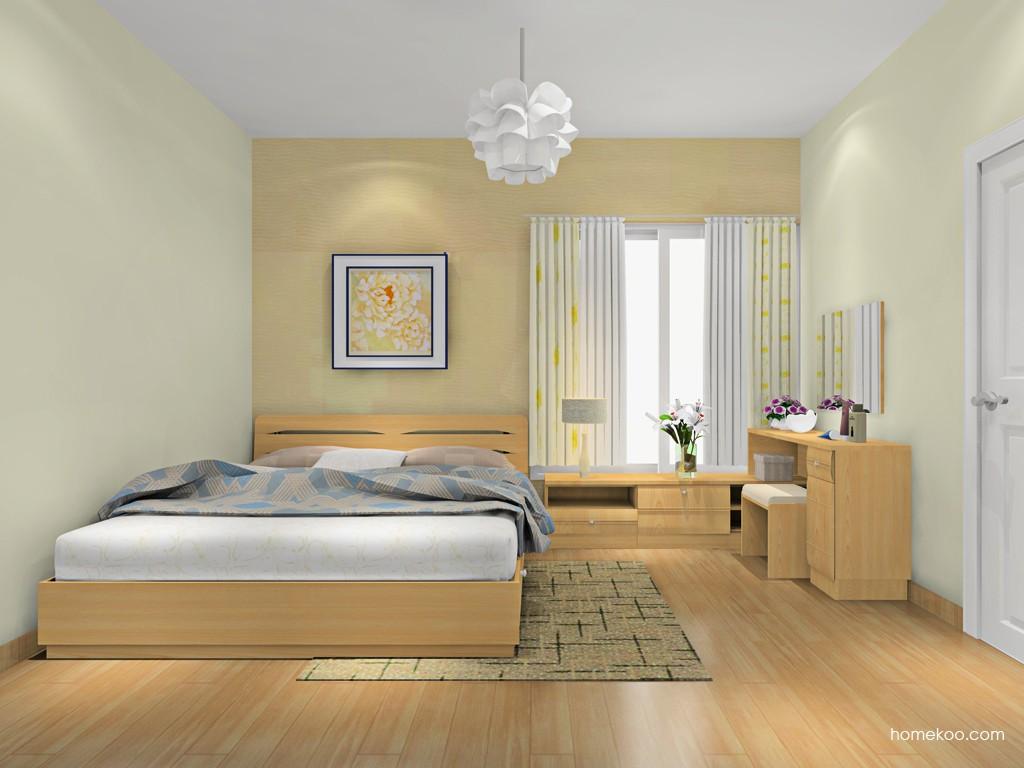 北美枫情卧房家具A16211