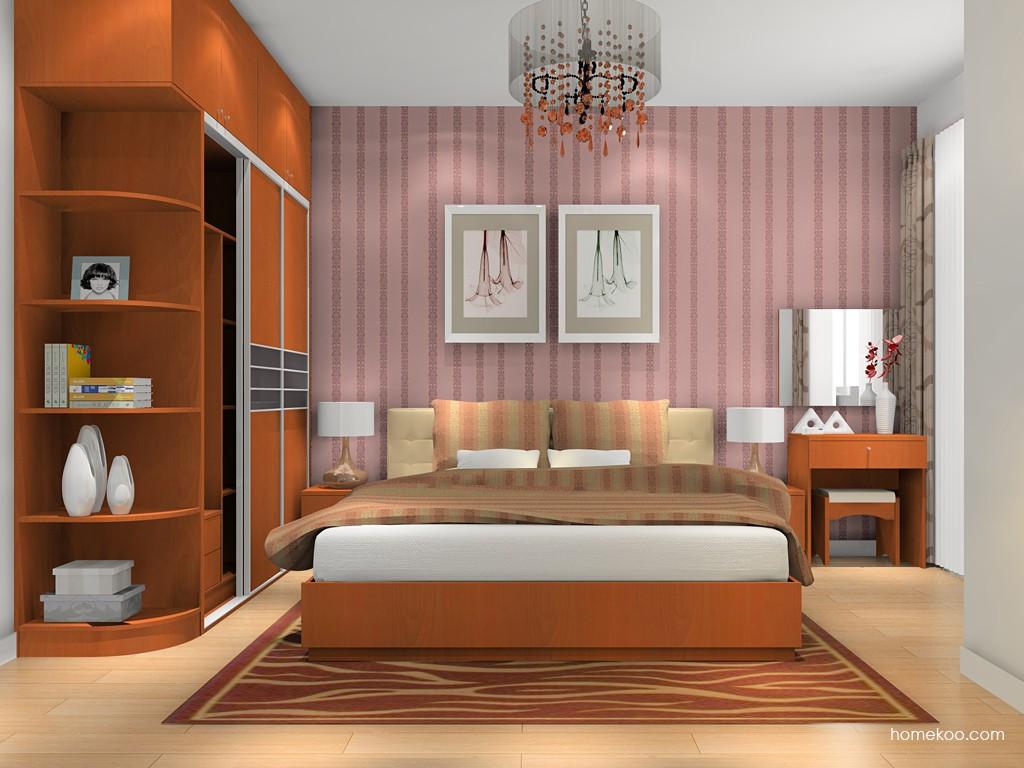 加州梦卧房家具A16215