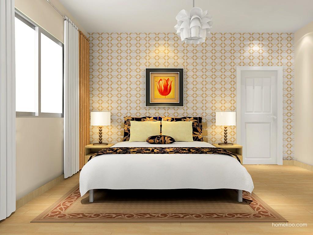 丹麦本色卧房家具A16227