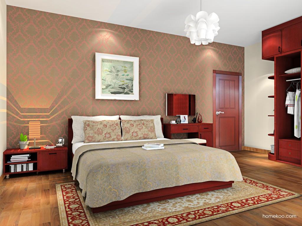 中国韵卧房家具A16244