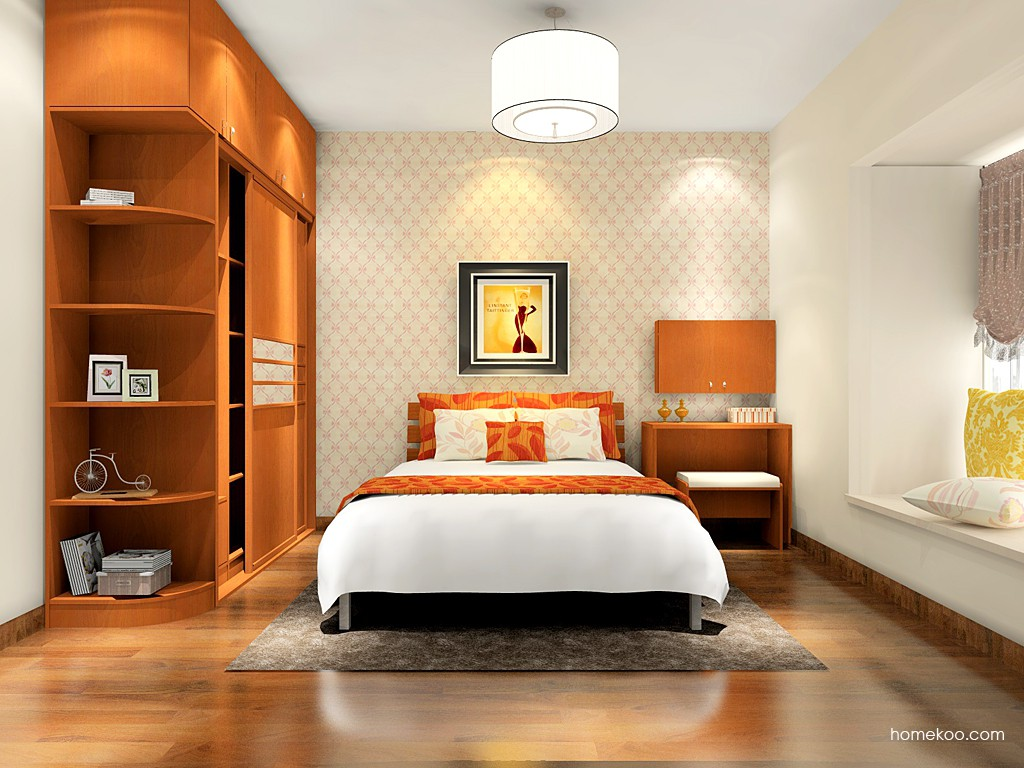 加州梦卧房家具A16250