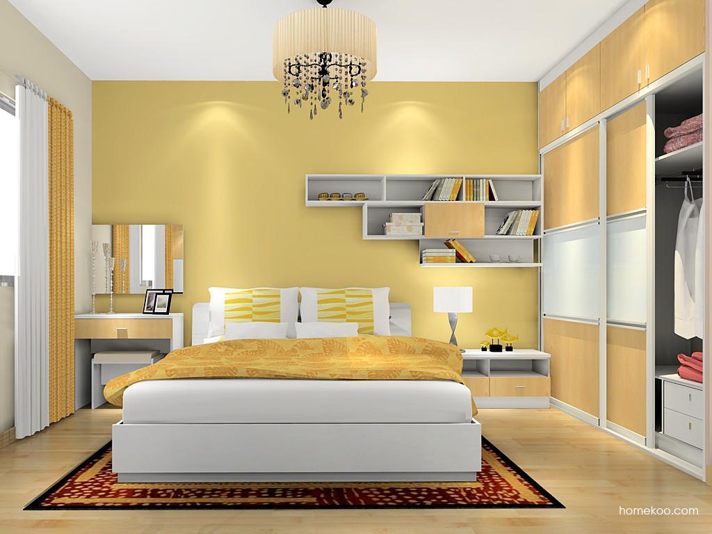 新实用主义卧房家具A16235