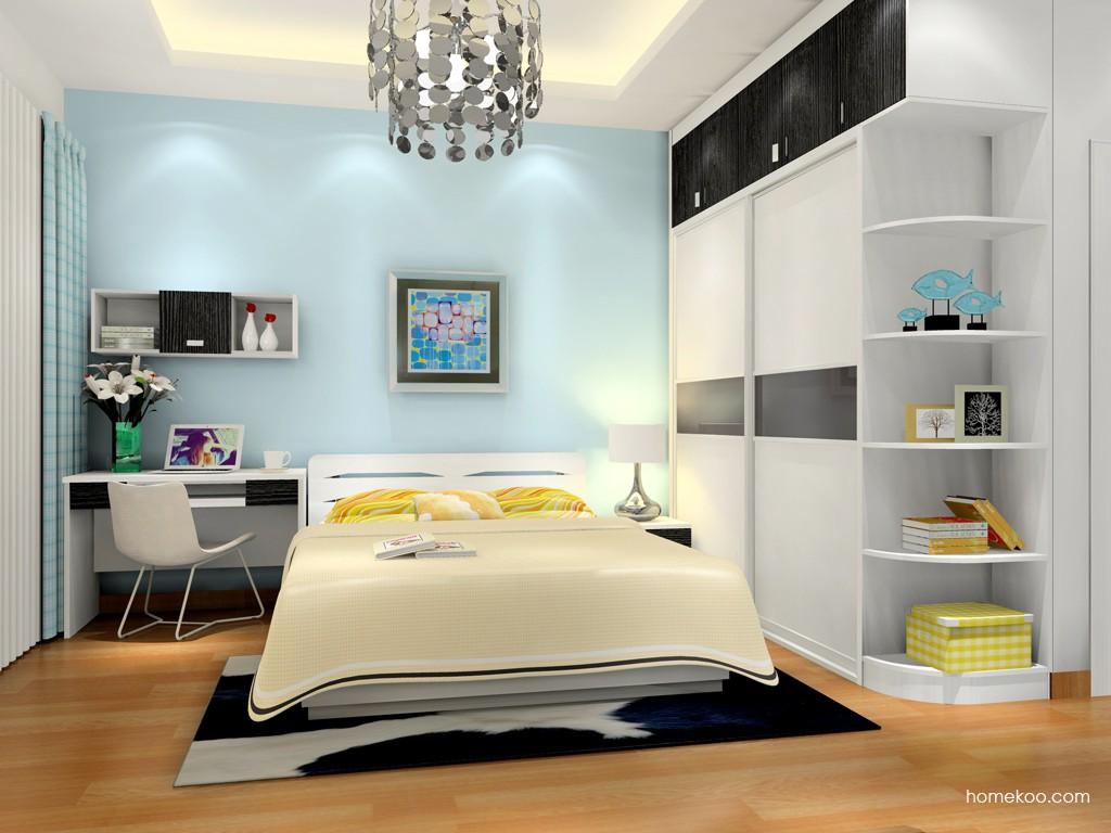 简约主义卧房家具A16167
