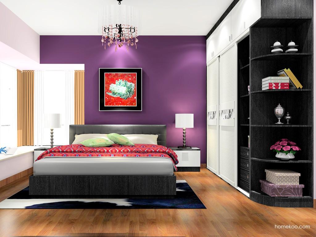 简约主义卧房家具A16165