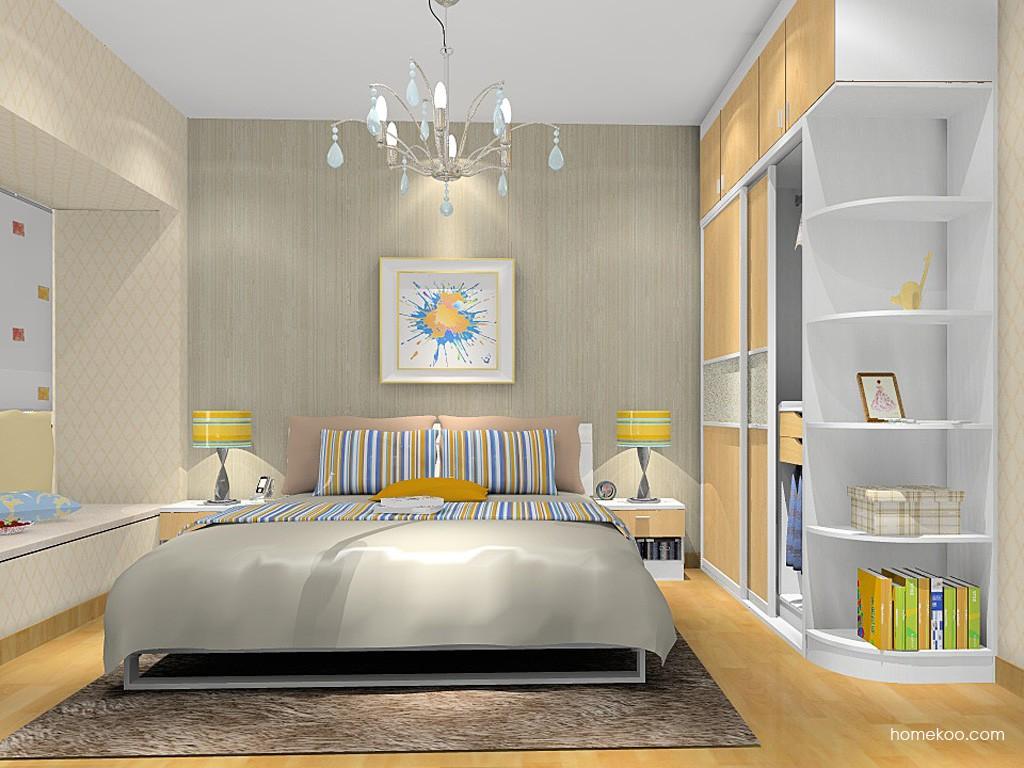 新实用主义卧房家具A16262