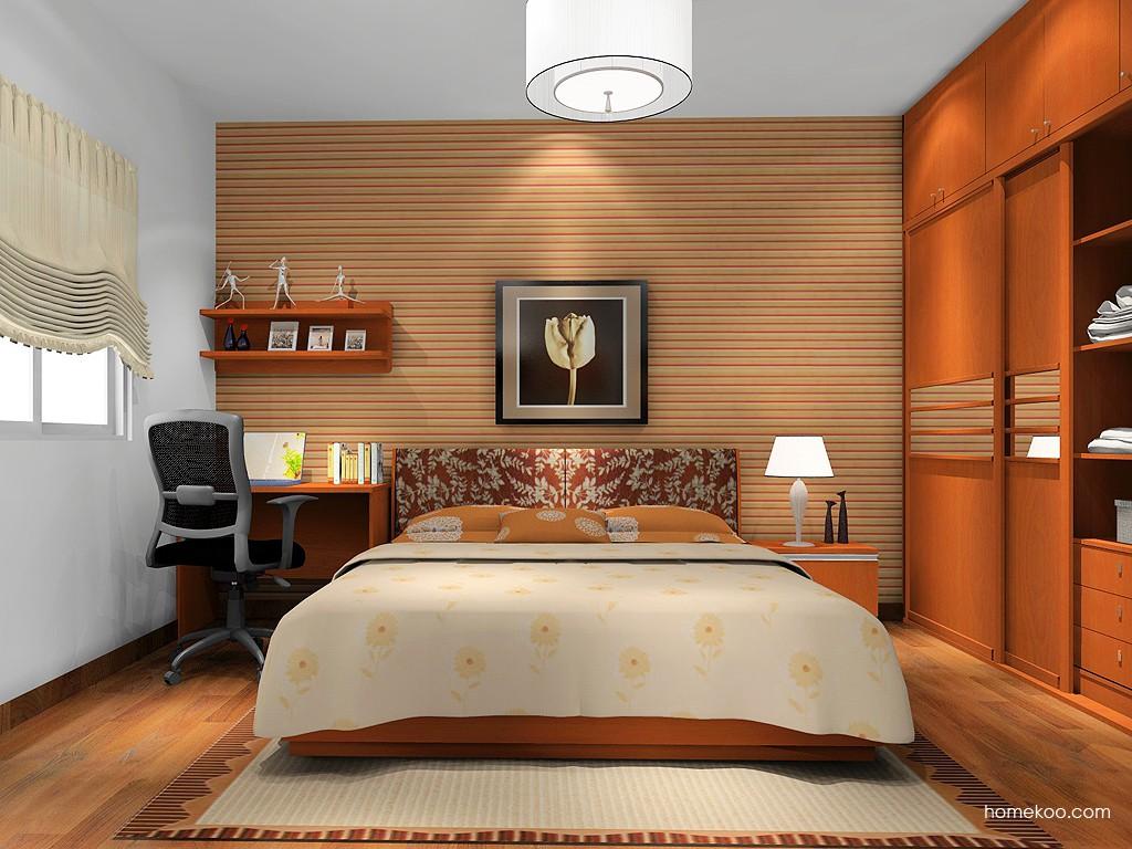 加州梦卧房家具A16270