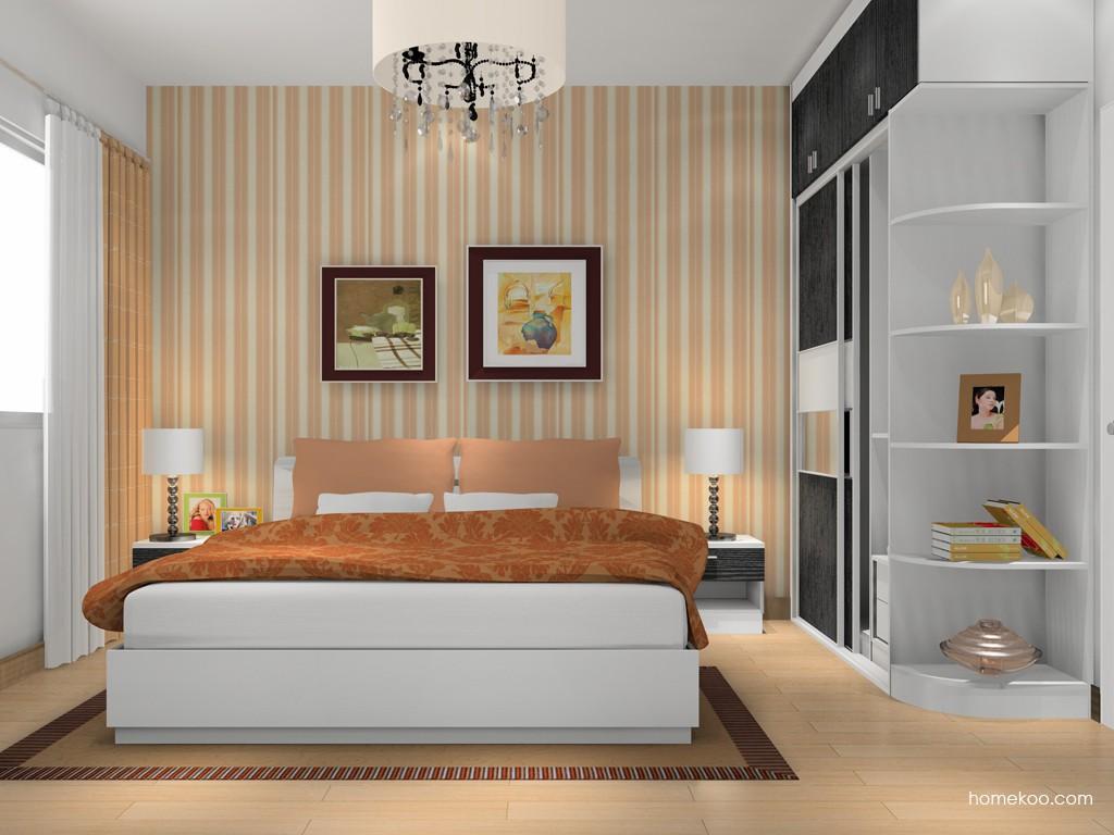 简约主义卧房家具A16289