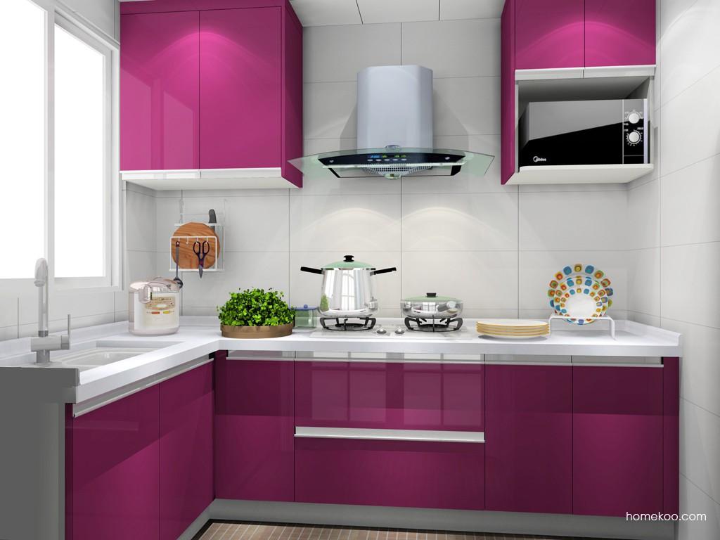 紫晶魅影橱柜F14689