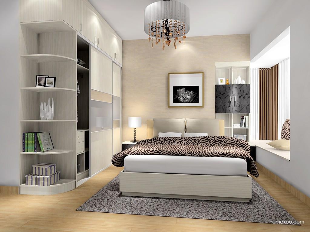 米兰剪影卧房家具A16291