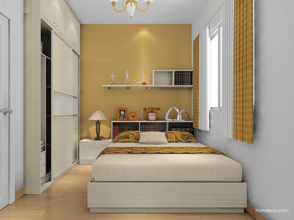 英伦印象卧房家具A16295