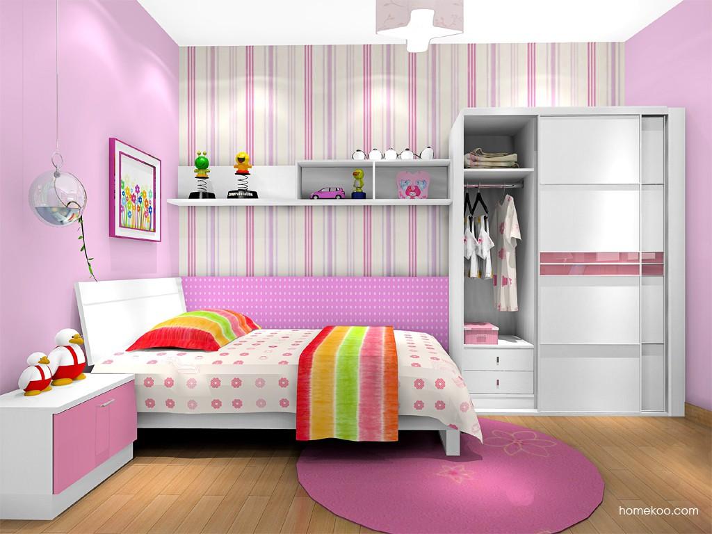 女孩的梦青少年房B16129