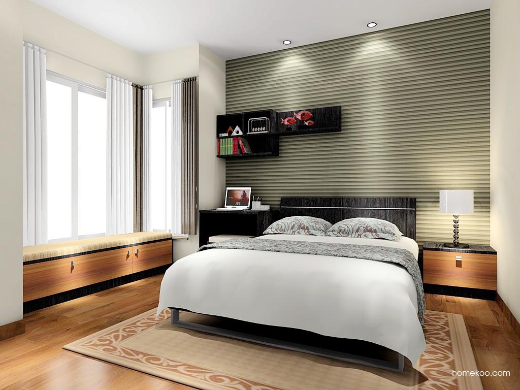 德国森林卧房家具A16307