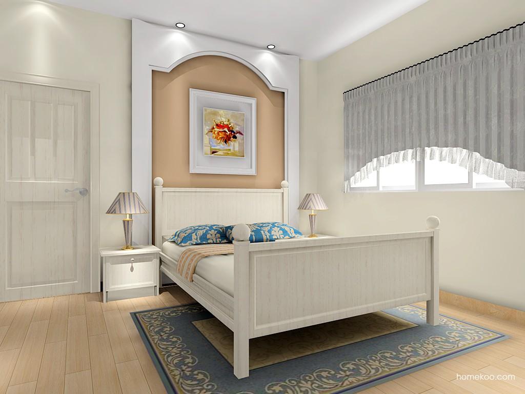 英伦印象卧房家具A16315