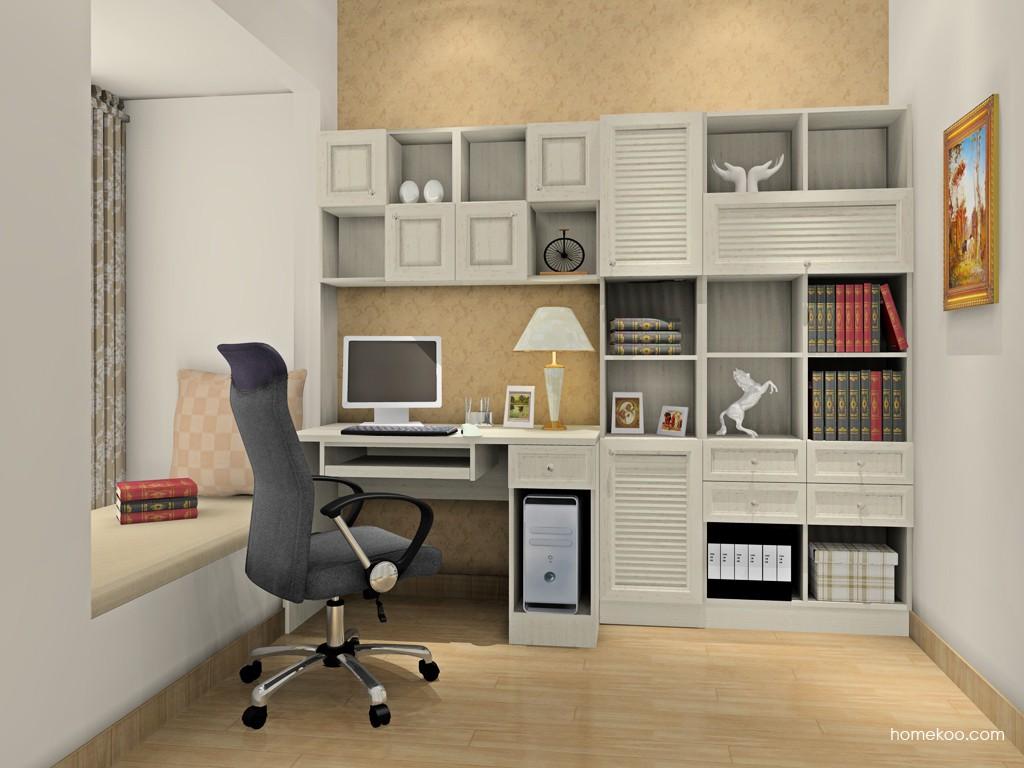 英伦印象书房家具C15543