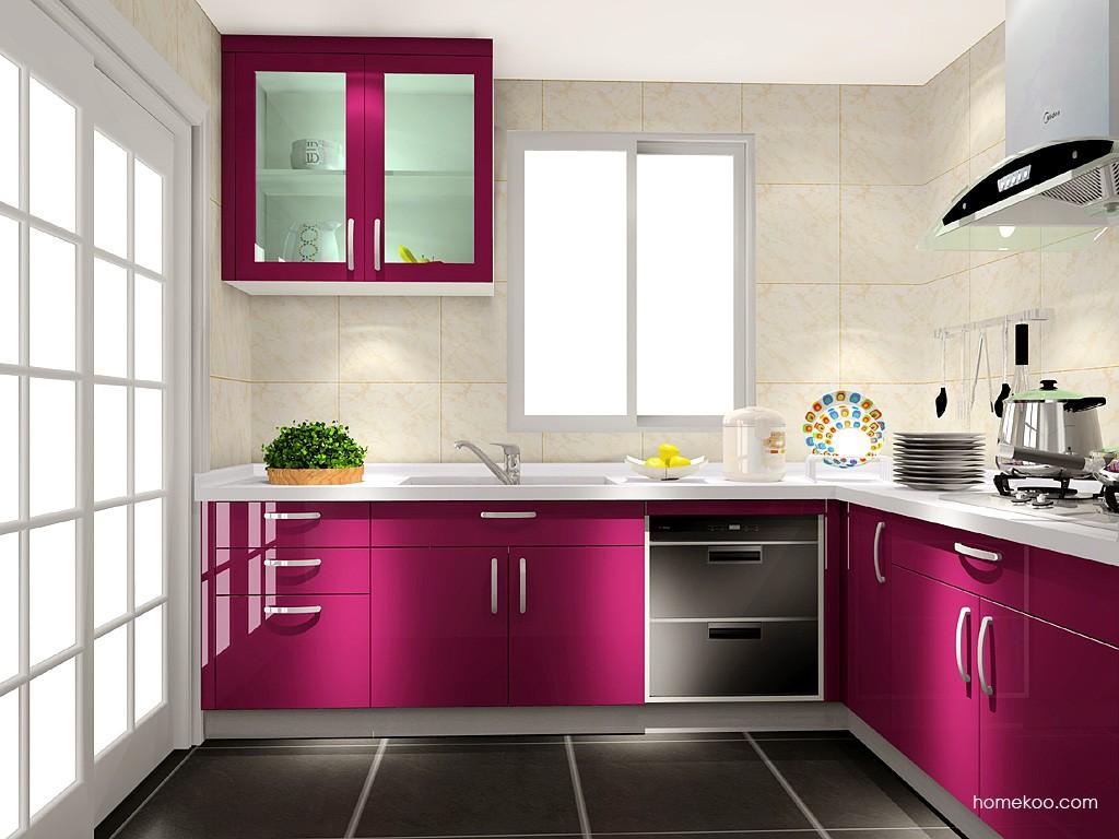 紫晶魅影橱柜F14699