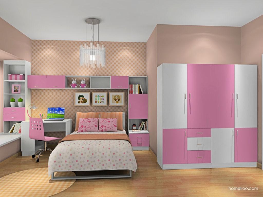 女孩的梦青少年房B16147