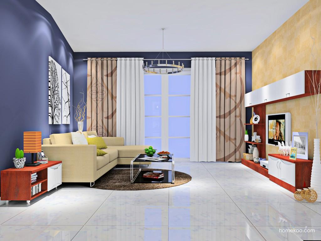 挪威月色家具D15745