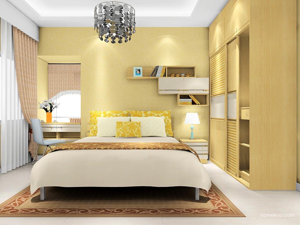 丹麦本色II卧房家具A16349