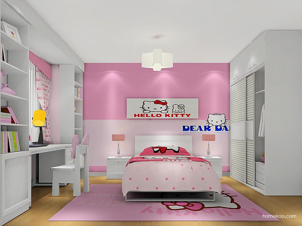 女孩的梦青少年房B16209
