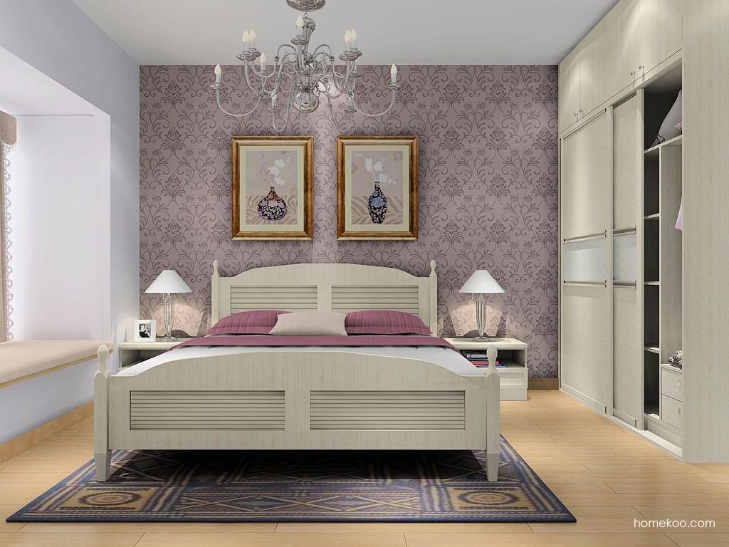 英伦印象卧房家具A16353