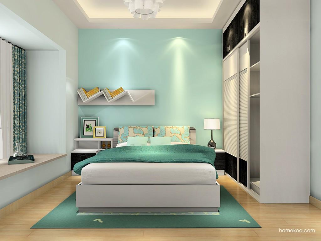 简约主义卧房家具A16357