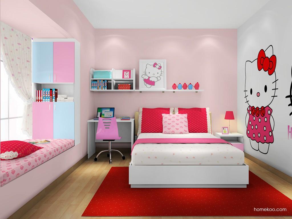 女孩的梦青少年房B16265