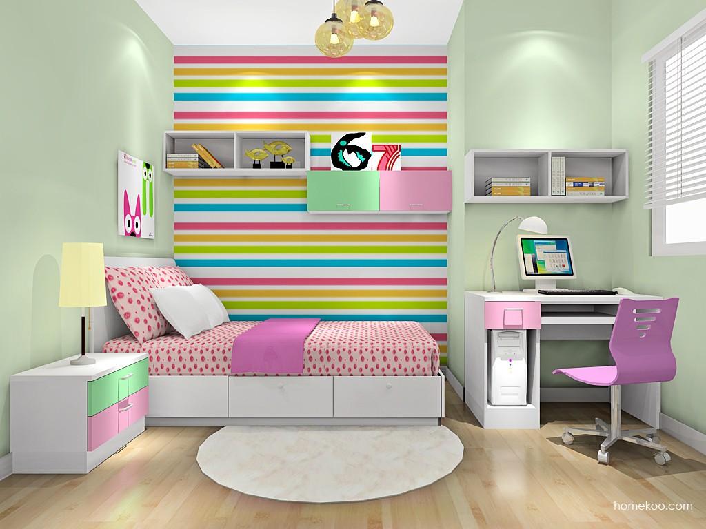 女孩的梦青少年房B16295