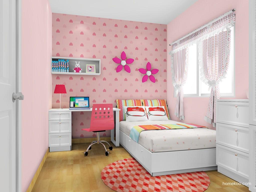 女孩的梦青少年房B16310