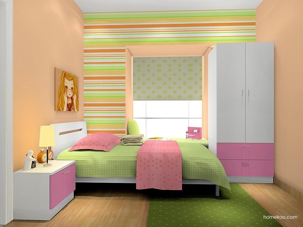 女孩的梦青少年房B16327