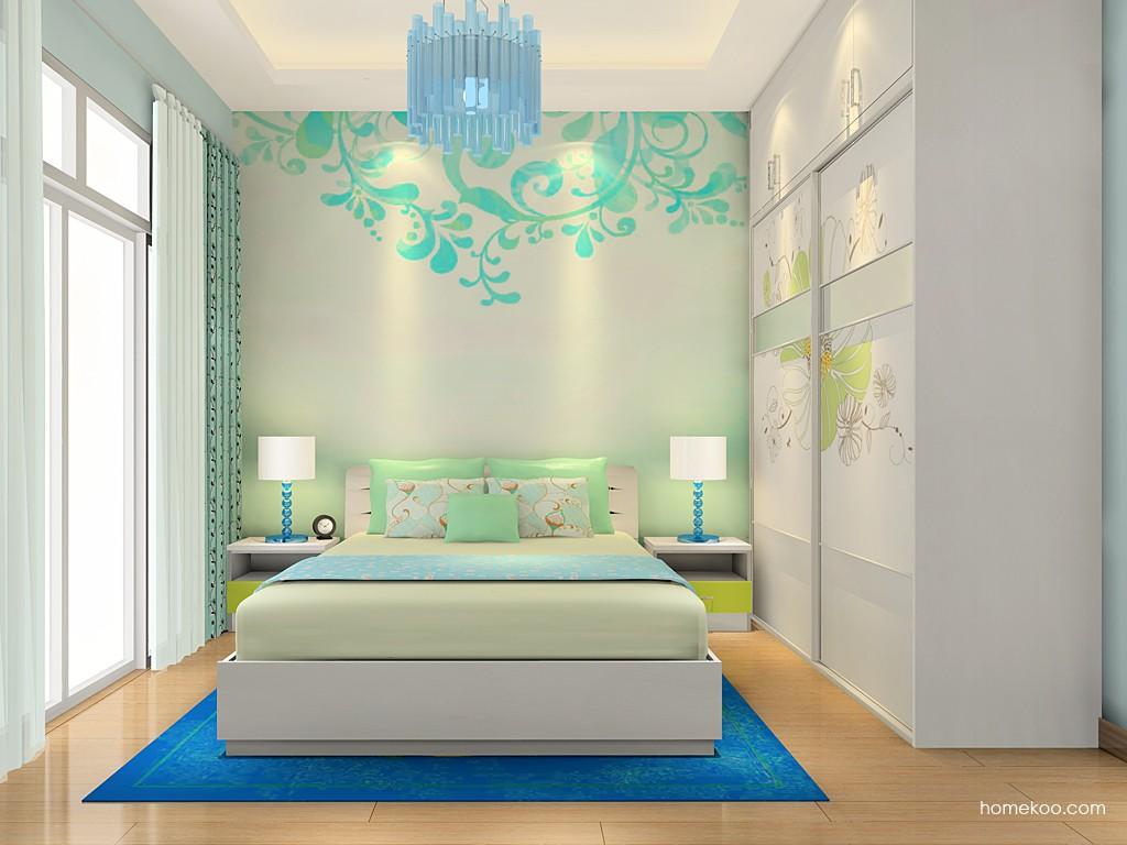 里昂春天卧房家具A16371