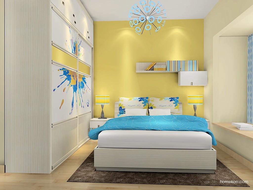 首尔之缤卧房家具A16374