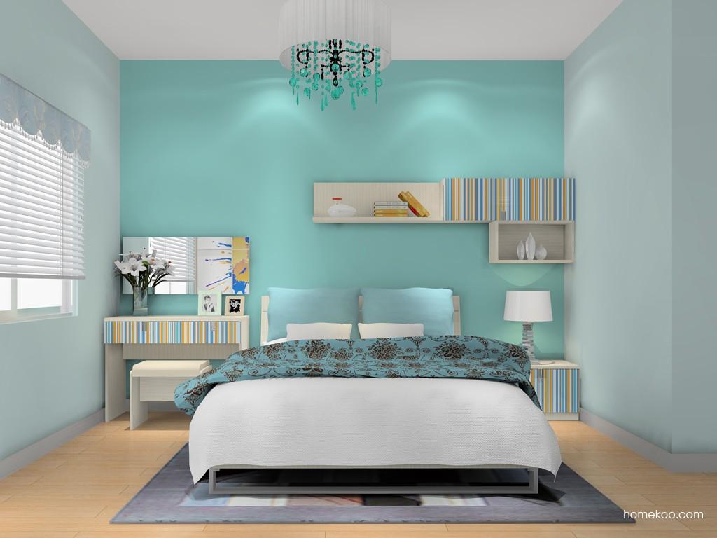 首尔之缤卧房家具A16379