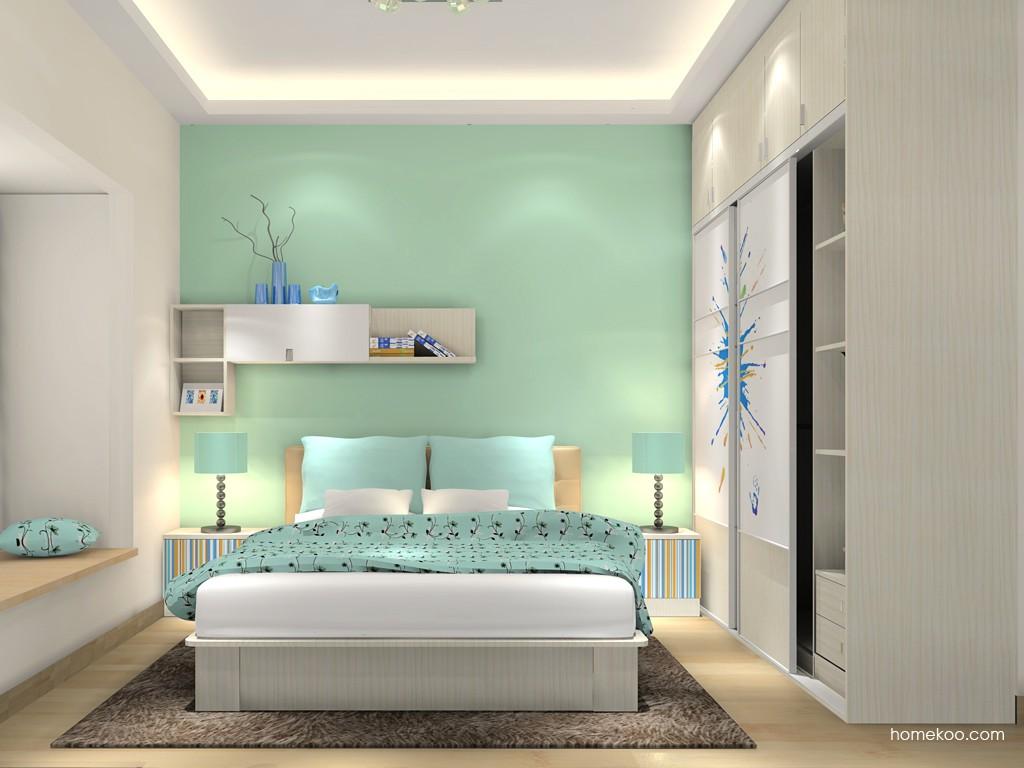首尔之缤卧房家具A16380