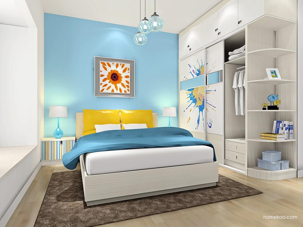 首尔之缤卧房家具A16381