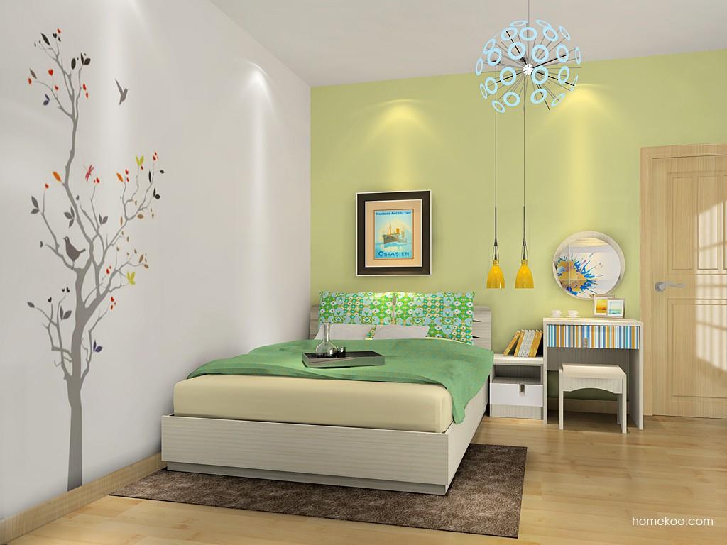 首尔之缤卧房家具A16384