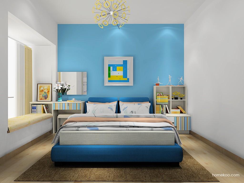 首尔之缤卧房家具A16388