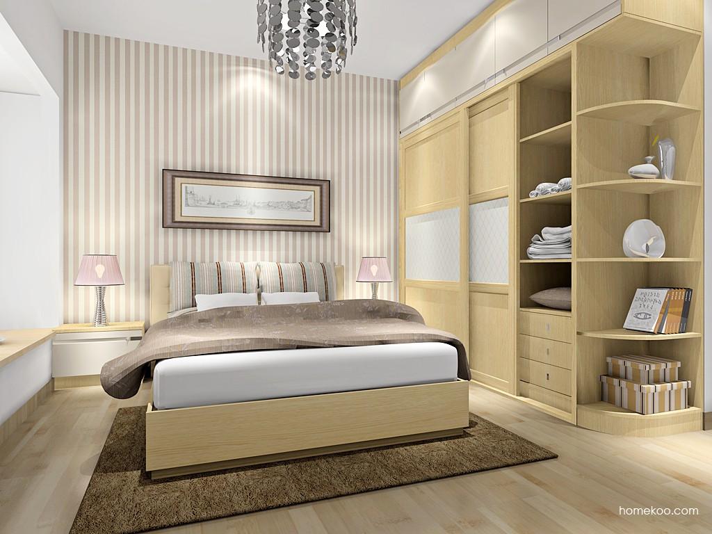 丹麦本色II卧房家具A16396