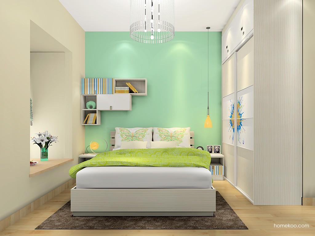 首尔之缤卧房家具A16399